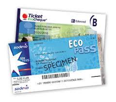 Eco pass papier